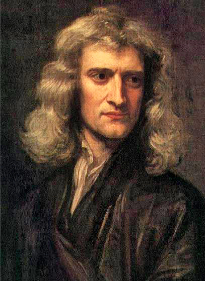Sir Isaac Newton by Sir Godfrey Kneller, 1689 | revelationrevealed.online