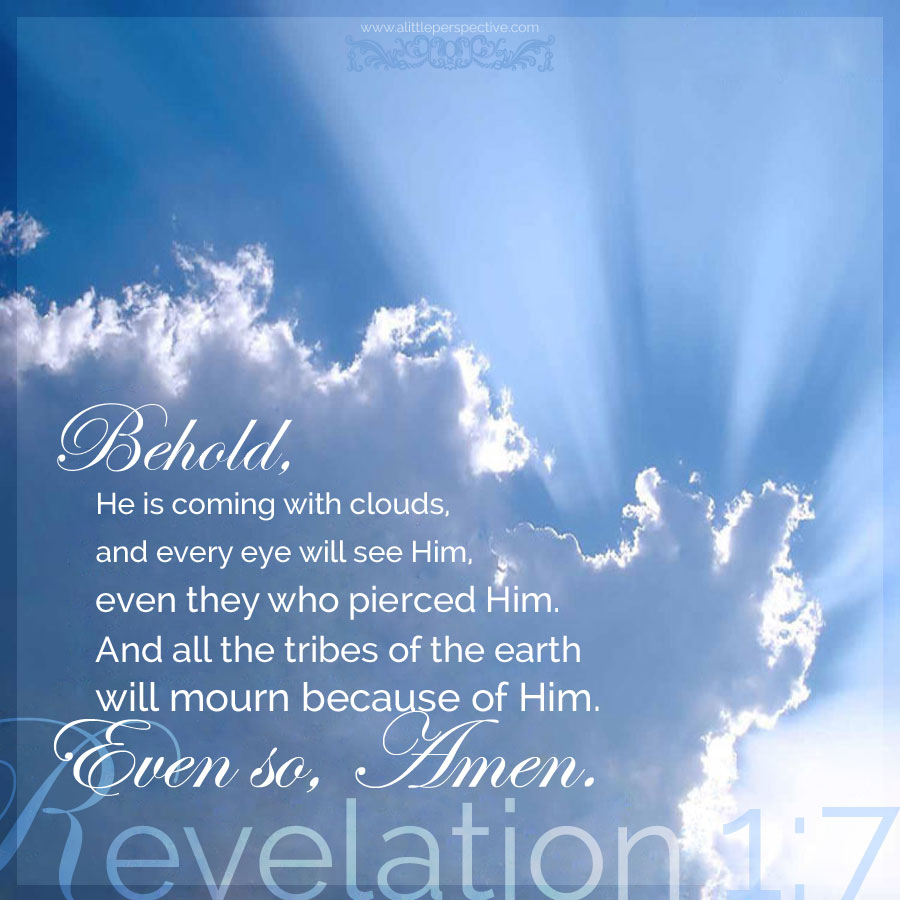 Rev 1:7 | revelationrevealed.online